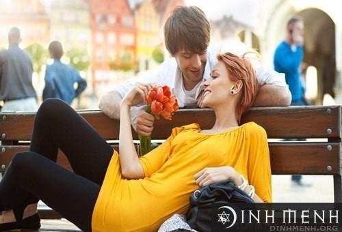 Cung bảo bình nữ khi yêu