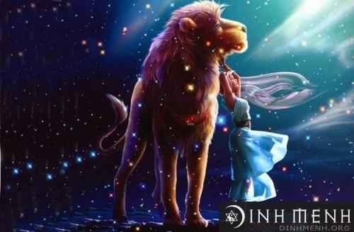 Cung ma kết và cung sư tử