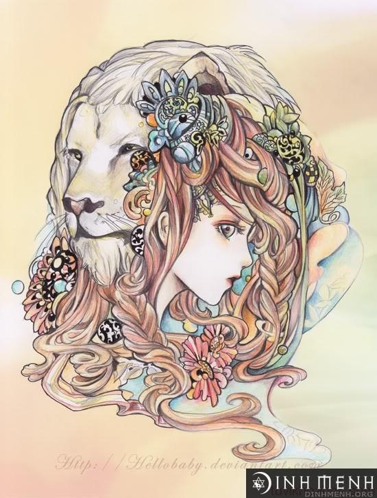 Cung ma kết và sư tử