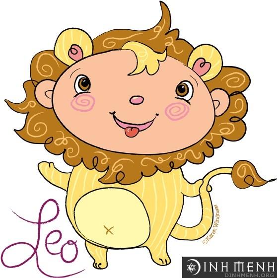 Cung sư tử và các ngày sinh