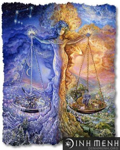 Cung thiên bình và ngày sinh