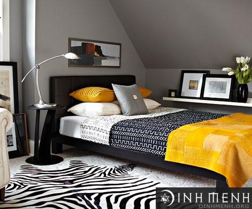 Hướng kê giường hợp người sinh năm 1960 Canh Tý