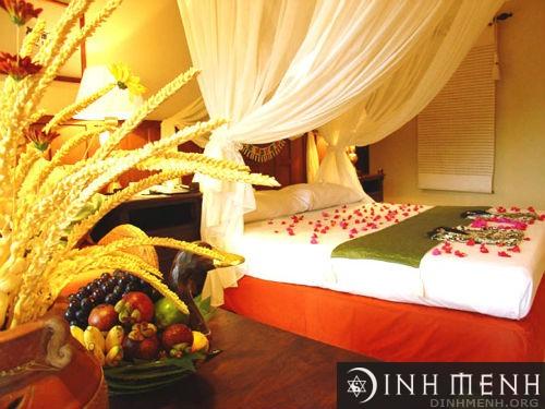 Hướng kê giường hợp người sinh năm 1963 Qúy Mão