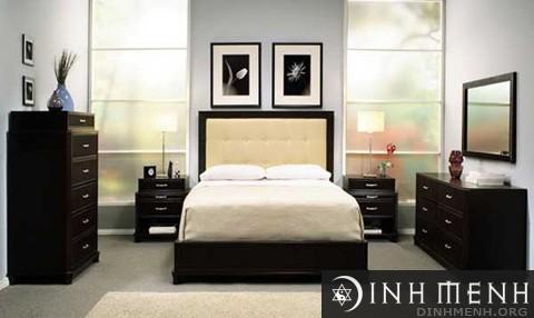 Hướng kê giường hợp người sinh năm 1972 Nhâm Tý