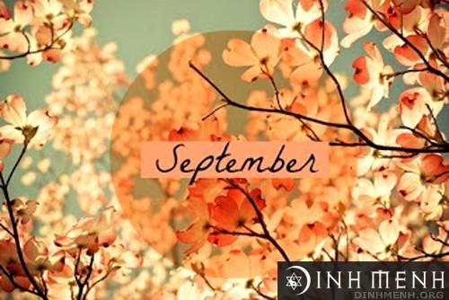 Người sinh tháng Chín của năm Tỵ