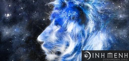 Nhóm máu A và cung sư tử
