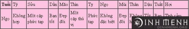 Xem tử vi 2014 cho tuổi Bính Ngọ, Canh Ngọ, Giáp Ngọ, Mậu Ngọ