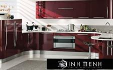 Ảnh hưởng của vòi nước đến phong thủy phòng bếp