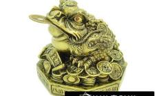 Bài trí biểu tượng phong thủy về tiền tài tại góc tài lộc