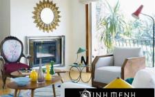 Bài trí màu sắc nhà cửa theo phong thủy