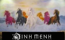 Biểu tượng ngựa trong phong thủy