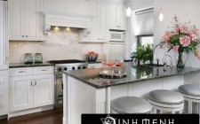 Bố trí bếp đem lại vượng khí cho ngôi nhà