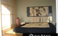 Bố trí phòng ngủ giúp tinh thần được thoái mái