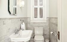 Cách sắp xếp vật dụng phòng tắm hợp phong thủy
