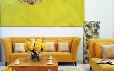 Chọn hướng bố trí sofa hợp phong thủy