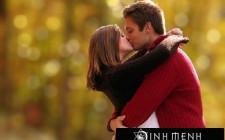 Giải mã các bí ẩn giấc mơ thấy hôn nhau