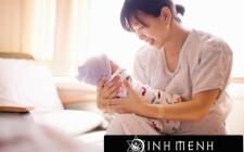 Giải mộng giấc mơ nhìn thấy phụ nữ sinh em bé