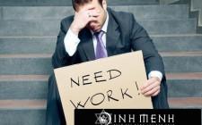 Giải mộng giấc mơ nhìn thấy thất nghiệp