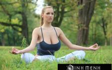 Khám phá ý nghĩa giấc mơ tập Yoga - nằm ngủ mơ thấy mình ngồi thiền