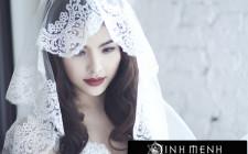 Khám phá ý nghĩa giấc mơ thấy Khăn trùm mặt cô dâu - ngủ nằm mơ mình đeo khăn mặt