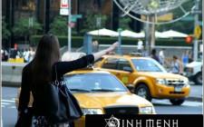 Khám phá ý nghĩa giấc mơ thấy taxi - nằm ngủ mơ thấy mình đang đón taxi