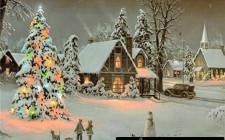 Khám phá ý nghĩa giấc mơ về lễ giáng sinh - nằm ngủ mơ thấy cây thông noel