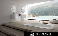 Một số nguyên tắc phong thủy khi thiết kế nhà vệ sinh