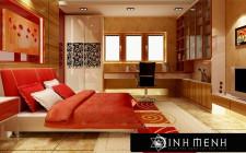 Nguyên tắc phong thủy trong bố trí nội thất