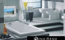 Nguyên tắc thiết kế phòng vệ sinh đẹp và hợp phong thủy