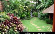 Nguyên tắc thiết kế sân vườn đẹp hợp phong thủy
