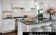 Những điều nên tránh khi bố trí nhà bếp