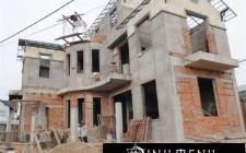 Những lưu ý cần tránh khi xây nhà