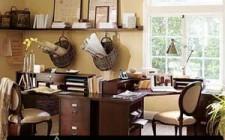 Những lưu ý khi thiết kế phòng làm việc tại nhà