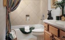 Những tiêu chuẩn phong thủy trong bài trí nhà tắm
