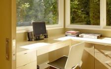 Phòng làm việc và phòng ngủ nên tách rời