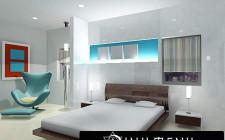 Phòng ngủ có Phong thủy tốt mang lại hôn nhân hạnh phúc