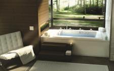 Phong thủy bài trí phòng tắm hiện đại