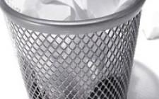 Phong thủy cho dụng cụ vệ sinh trong phòng làm việc