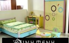 Phong thủy cho phòng ngủ của trẻ