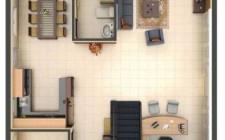Phong thủy điều chỉnh cho căn hộ chung cư