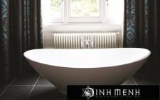 Phong thủy phòng tắm giúp bạn tái tạo năng lượng