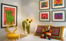 Phong thủy tranh trang trí trong phòng ngủ