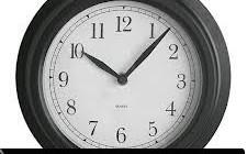 Phong thủy treo đồng hồ