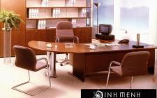 Phương vị tốt cho bàn làm việc của sếp