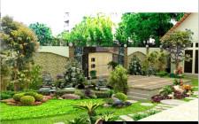 Thiết kế sân vườn theo nguyên tắc ngũ hành