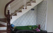 Tiếp khí và dẫn khí ở cầu thang