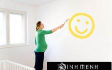 Trang trí nội thất khi nhà có phụ nữ mang thai