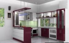 Tránh tình trạng Thủy Hỏa xung khắc trong nhà bếp