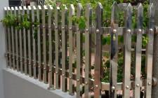 Tường rào hợp phong thủy