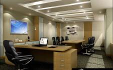 Ứng dụng phong thủy trong bài trí văn phòng